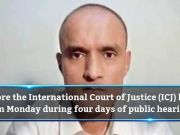 Kulbhushan Jadhav case: ICJ to hold public hearings from Feb 18