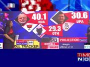 Lok Sabha elections 2019: Times Now-VMR survey predicts return of NDA with 283 seats