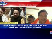 Lok Sabha polls 2019: Shatrughan Sinha slams BJP for sidelining LK Advani