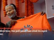Lok Sabha polls: Election Commission puts on hold online streaming of web series on PM Narendra Modi