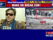 Lok Sabha polls: Shatrughan Sinha mocks BJP's 300 seats claim