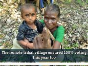 Lok Sabha polls: This tribal village in Wayanad registered 100% voting