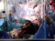 London: Patient plays violin during her brain surgery