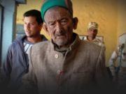 LS polls: Independent India's first voter, Shyam Negi casts vote