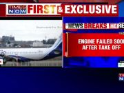 Lucknow-Jaipur Indigo plane forced to turn back after engine failure