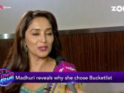 Madhuri Dixit shares her interest in working with Ranbir Kapoor