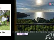 Madhuri Dixit shares surreal pictures from her family vacation in Seychelles