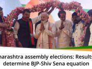 Maharashtra assembly elections: Results to determine BJP-Shiv Sena equation