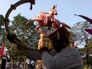 Maharashtra celebrates Shivaji Jayanti with enthhusiasm