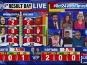 Maharashtra, Haryana elections results: BJP leads in early trends
