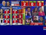 Maharashtra, Haryana elections results: Counting of votes begins