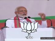 Maharashtra polls: PM Narendra Modi slams opposition over their stance on Article 370