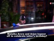 Malaika Arora and Arjun Kapoor jet off for secret romantic getaway