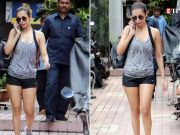 Malaika Arora and Sara Ali Khan catching up over a pilates session is pure body goals!
