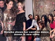 Malaika Arora turns life of the party as she can't seem to stop dancing in new viral video