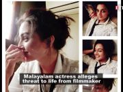 Malayalam actress Manju Warrier alleges threat to life from filmmaker VA Shrikumar Menon
