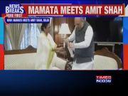 Mamata Banerjee meets Amit Shah, raises Assam NRC issue