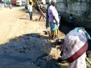 Manual scavenging: Tambaram flouts rule, workers clean sewage with bare hands