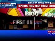 Massive fire gutted 'Bigg Boss Kannada' house