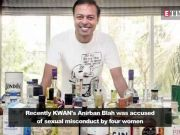 #MeToo  movement: Anirban Blah out of Deepika Padukone s Live  Love  Laugh foundation