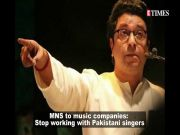 MNS asks music companies to drop Pakistani singers; What's next after Navjot Singh Sidhu's ouster from 'The Kapil Sharma Show'? and more