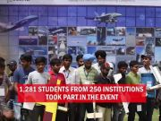 Model planes fly high at Boeing-IIT Delhi aeromodelling competition