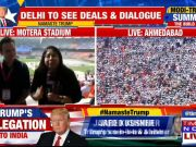 Modi Trump Summit: The atmosphere is all charged up at Ahmedabad's Motera Stadium