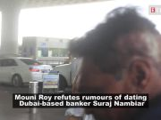 Mouni Roy refutes rumours of dating Dubai-based banker Suraj Nambiar