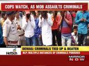 MP: Cops beat criminals in public, make them do sit-ups