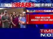 Mumbai: Actor alleges assault by goons on the sets