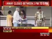 Mumbai airport's main runway to remain closed for 3 hours, flight ops likely to be affected