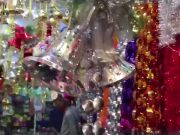 Mumbai markets deck up for Christmas festival