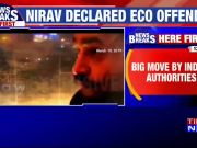 Mumbai: Nirav Modi declared fugitive economic offender in PNB scam case