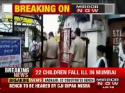 Mumbai: Over 22 students fall ill after having midday meal