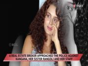 Mumbai police summon Kangana Ranaut over real estate brokerage