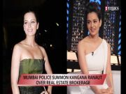 Mumbai police summon Kangana Ranaut, Saumya Tandon stops a fan from harming himself, and more