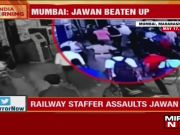 Mumbai: Security forces jawan assaulted by railways employee, brother for stopping illegal parking