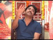 Nagarjuna Interview on Om Namo Venkatesaya Movie