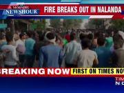 Nalanda: 5 dead, several injured in blast at illegal firecracker factory