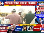 Namaste Trump: Ahmedabad is all set for US President Donald Trump's visit
