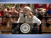 Namaste Trump: PM modi extols US-India strategic partnership at welcome event in Ahmedabad