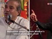 National Award-winning singer Suresh Wadkar's new look will leave you stunned