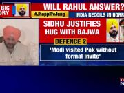 Navjot Singh Sidhu justifies hug with Pak army chief, BJP slams cricketer-turned-politician