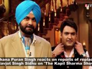 Navjot Singh Sidhu ousted from 'The Kapil Sharma Show': Archana Puran Singh reacts to reports of replacing him