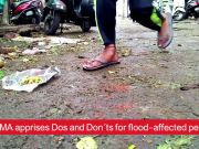 NDMA apprises Dos and Don'ts for flood-affected people