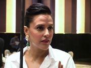 Neha Dhupia at Retail Jeweller India Awards