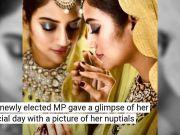 Newly-elected MP Nusrat Jahan marries businessman Nikhil Jain