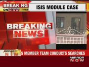 NIA team conducts raids in Tamil Nadu's Tirunelveli