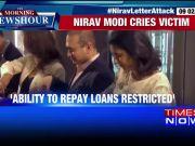 Nirav Modi cries victim, says PNB destroyed his brand and business