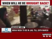 Nirav Modi denied bail, to stay in custody till March 29